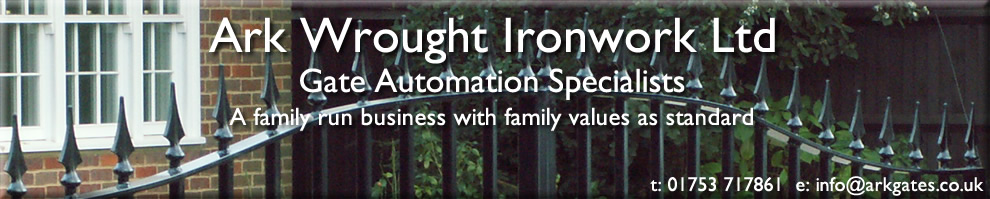 Electric gate specialists and gate automation in Berkshire