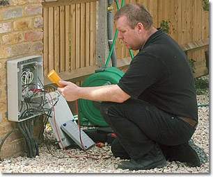 Gate automation servicing